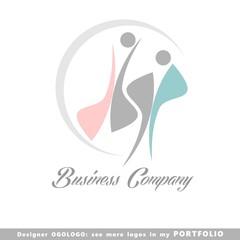 logo, sports, women, men, people, happiness, joy