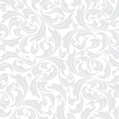Texture wallpapers in the style of Baroque . Seamless background