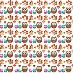 Pattern illustration OWL