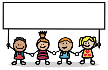 Kids Group Banner