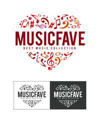 Music Fave Logo