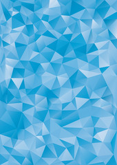 vector abstract triangle geometrical background