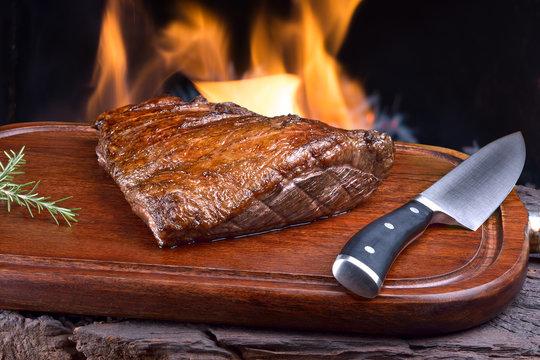 Picanha, brazilian barbecue