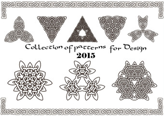 Collection of patterns for Design 2015