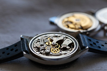 Vintage watches for repair