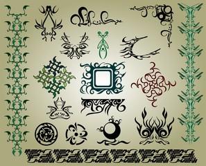 component design & tribals
