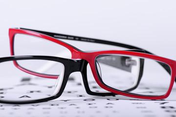 621ddbfceeb eyeglasses and eye chart