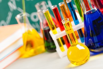 And. Chemical, Science, Laboratory, Test Tube, Laboratory