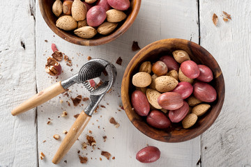 Mixed Nuts and Nutcracker