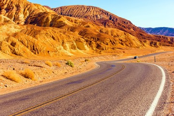 Wall Mural - Death Valley Highway