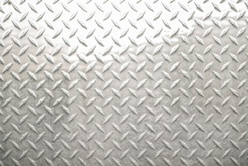 Fotorolgordijn Metal Diamond Metal Sheet Background