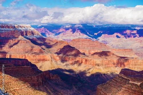 Wall mural Grand Canyon Vista