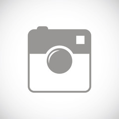 Camera black icon