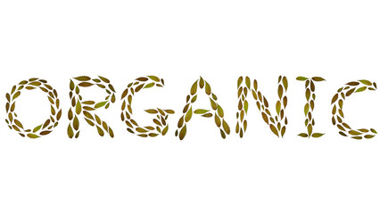 ORGANIC word