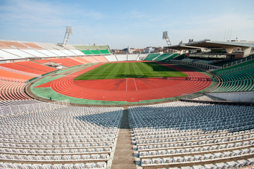 Poster Stadion Football stadion
