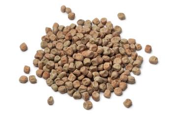 Heap of dried field peas