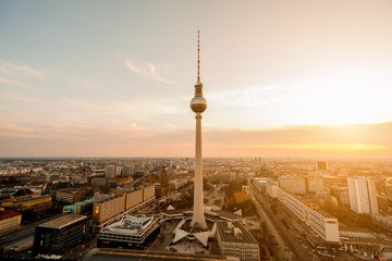 Fototapete - Berlin