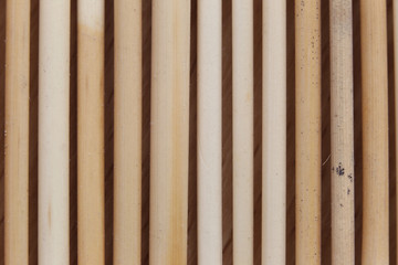 Wooden background of Pad Plate.