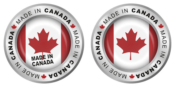 Made in Canada Argent