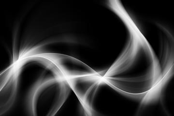 Elegant Smoke Abstract