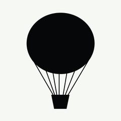vector air balloon