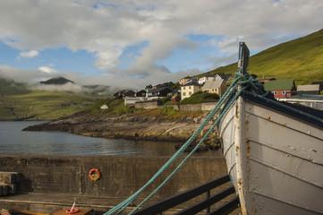 Krivik in the Faroe Islands