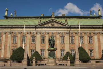 Riddarhuset in Stockholm