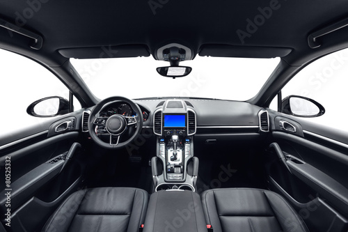 car interior black leather and metal decoration stockfotos und lizenzfreie bilder auf fotolia. Black Bedroom Furniture Sets. Home Design Ideas