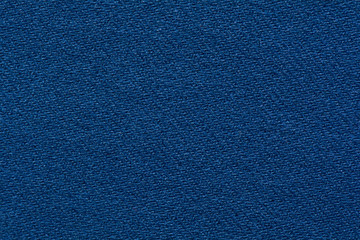 Dark Blue Jean Fabric Texture Pattern