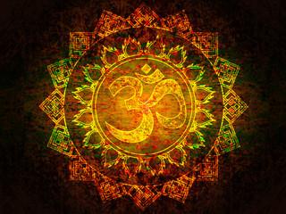 illustration: OM symbol