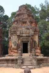 Preah Ko, Roluos Group Temple, Siem Reap, Cambodia