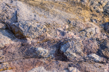 colorful sharp stone texture
