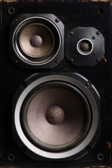 Old speakers