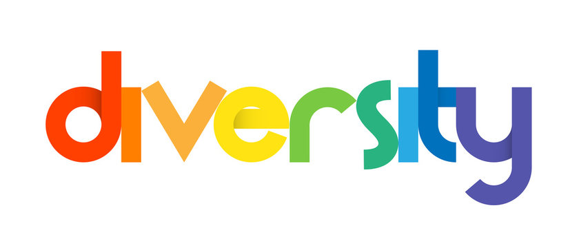 DIVERSITY icon (statistics people immigration discrimination)