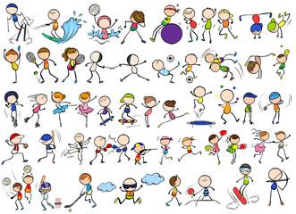 Doodles sports
