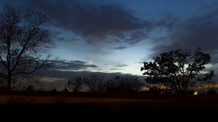 crepuscolo-tramonto_sole e luna