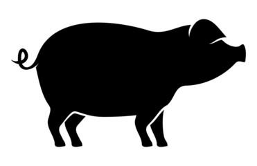 Pork vector icon