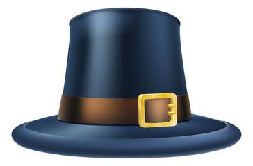 Thanksgiving pilgrim hat