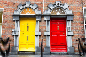 Georgian Doors, Ireland