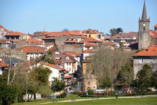 Pueblo de Comillas, Cantabria