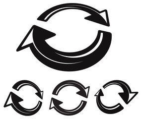 Arrow icon - Illustration