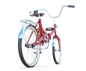 Bicycle close-up