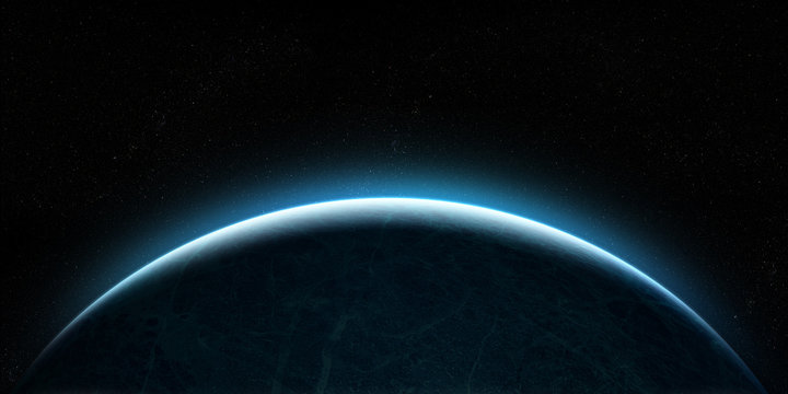 Rising planet
