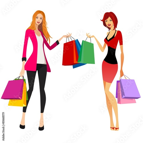 4d8e39cf4 pretty women shopping