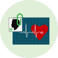 ECG and Patient Photo