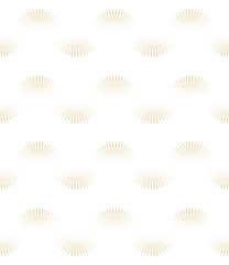 Repeatable Pattern of Pointed Shapes With Alternating Fills