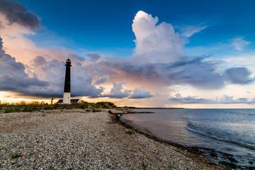Lighthouse on the island of Saaremaa