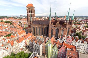 Obraz Gdansk, Poland. - fototapety do salonu