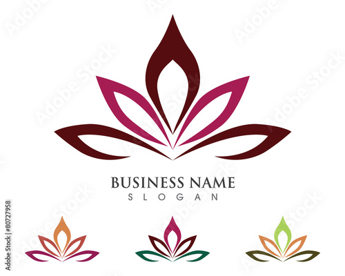Lotus flower logo stock image and royalty free vector files on lotus flower logo mightylinksfo