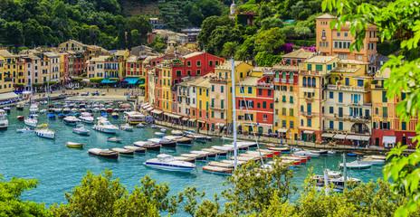 Portofino, Italy - panorama